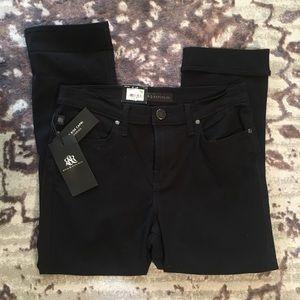 NWT R&R Black Jeans